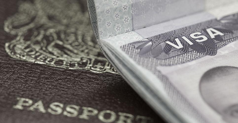 Electronic tourist visa