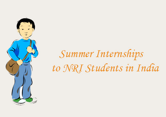 internship for nri students