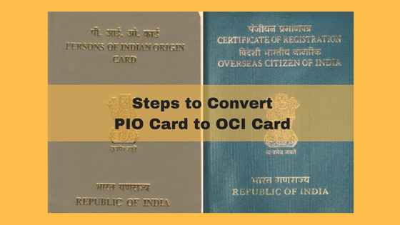 PIO to OCI Card