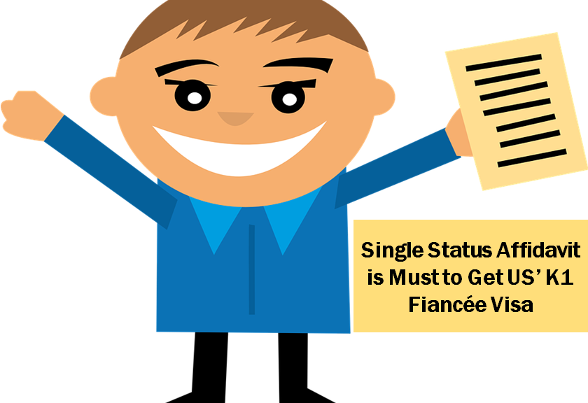 affidavit of single status
