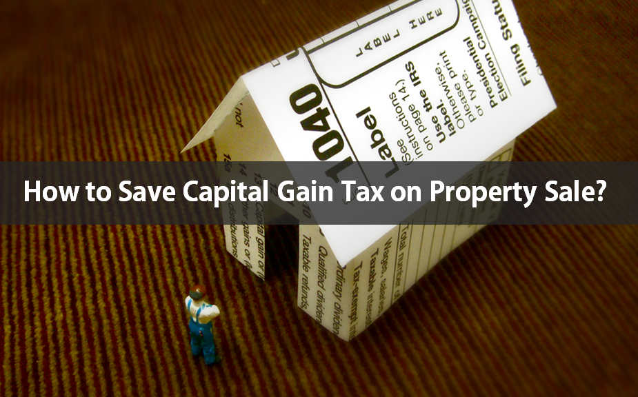 Tax on Property Sale