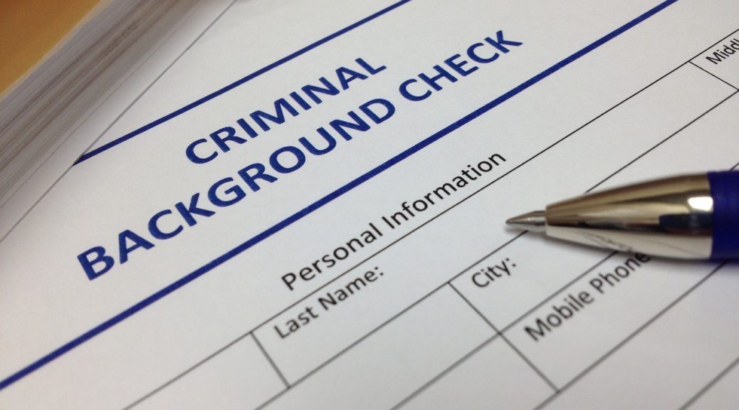 How to Clear Criminal Record