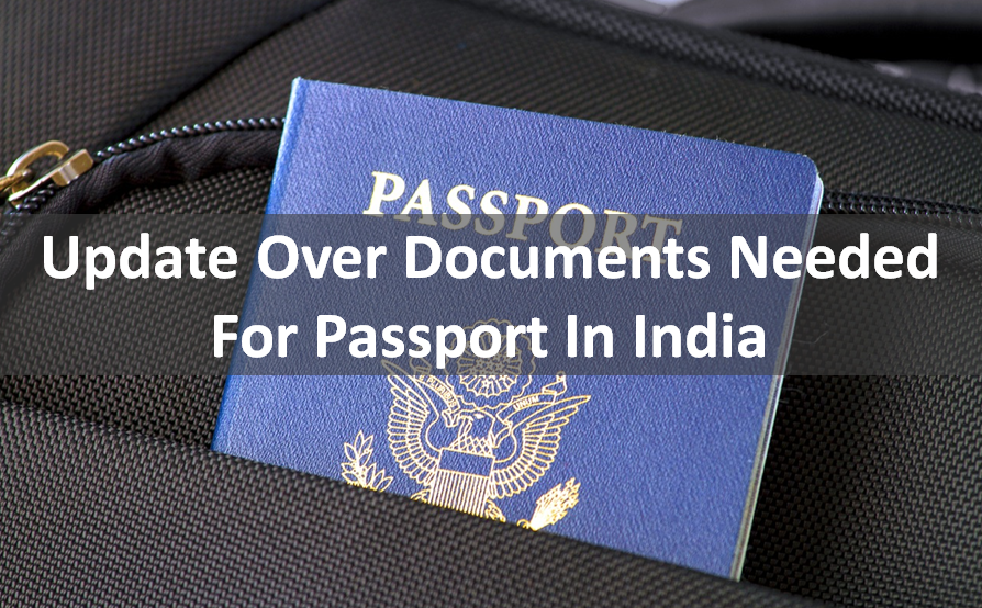 Documents Needed for Passport