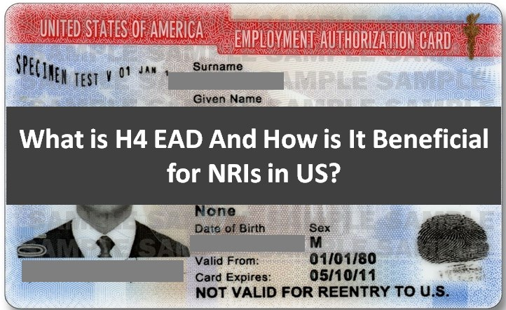 What is H4 EAD And How is It Beneficial for NRIs in US?